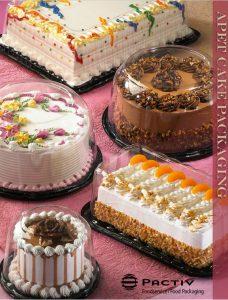 Pactiv Cake Domes